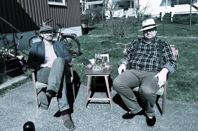 The Kongsten Tea Party