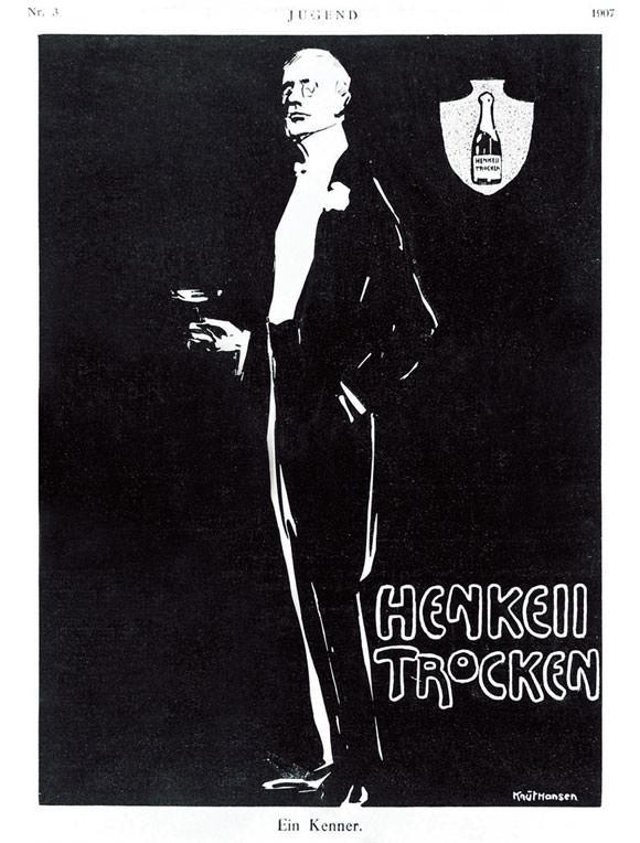 Henkell Trocken – den siste vestalinne