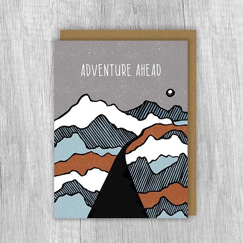 Adventure Ahead