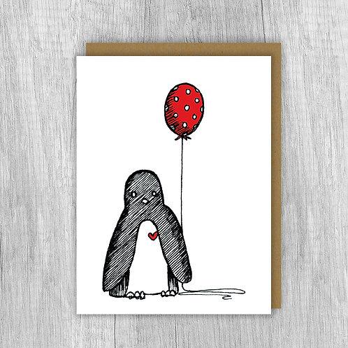 Penguin's Birthday