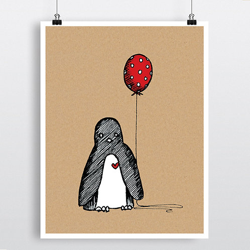 Penguin's Birthday