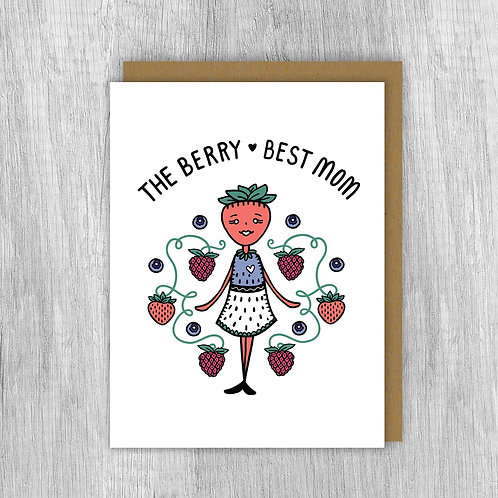 The Berry Best Mom