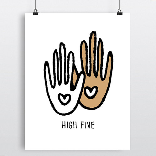 High Five (word)