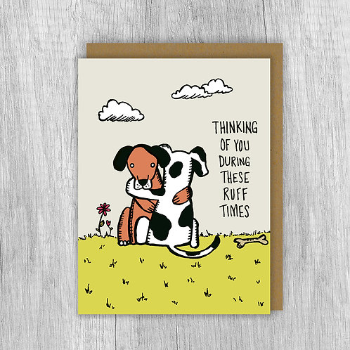 Thinking Of You - Ruff Times