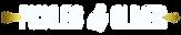 Pickles and Oliver, web design, branding, logos