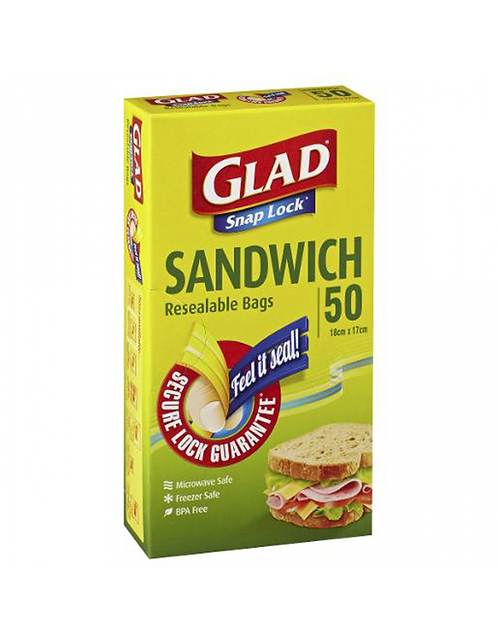 Glad Bag Sandwich