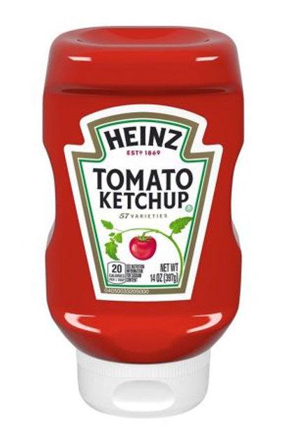 Heinz Ketchup Plastic