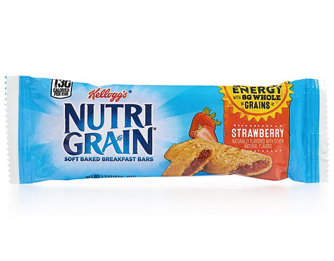 Nutri-Grain Bar- Strawberry