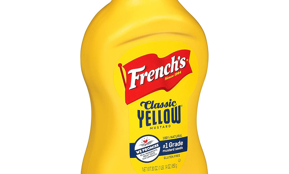 French's Mustard Squeeze