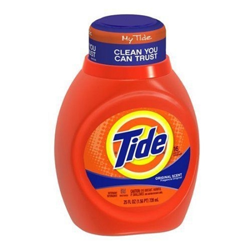 Tide Liquid Detergent 16 Loads
