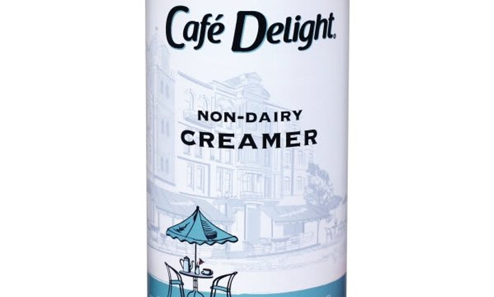 CAFE DELIGHT CREAMER CANISTER