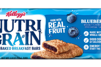 Nutri-Grain Bar Blueberry