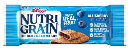 Nutri-Grain Bar Blueberry