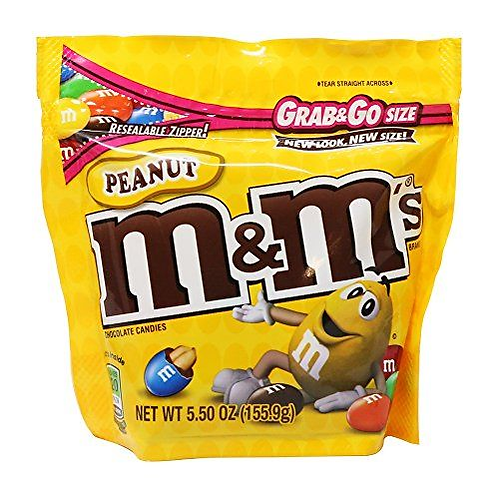 M&M Peanut King Size