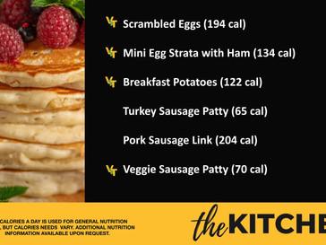 Breakfast (Thursday)