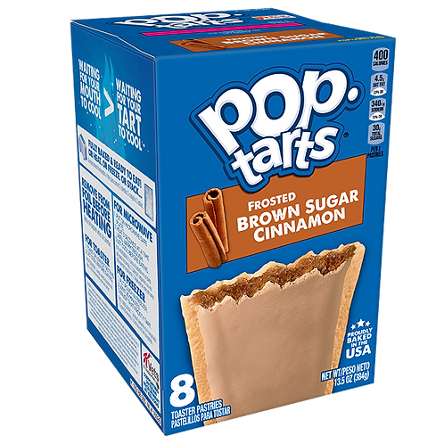 Pop Tarts -Frosted Cinnamon