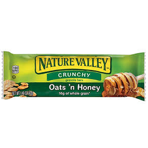 Nat Valley Granola Ba- oats/honey