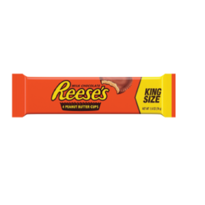 Reeses Peanut Butter Cup King Size