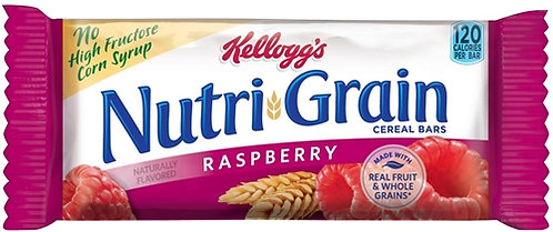 Nutri-Grain Bar-Raspberry