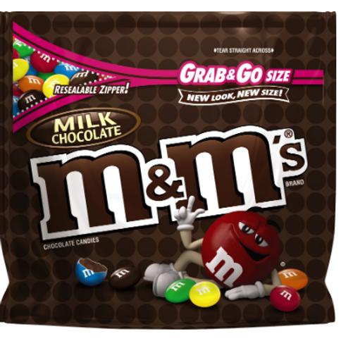 M&M Milk Chocolate King Size