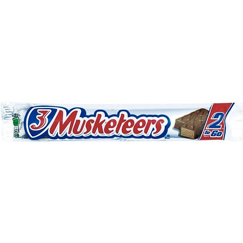 3 Musketters - King Size