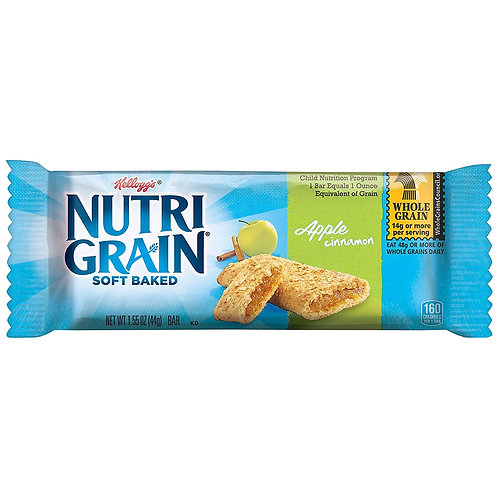 Nutri-Grain Bar- Apple Cinnamon