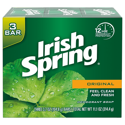 irish spring original 3-bar