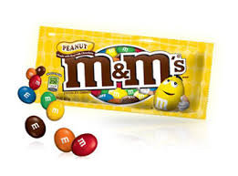 M&M -Peanut - King Size