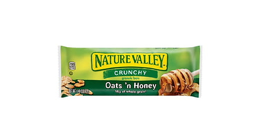 Nature's Valley Granola Bar Oats & Honey