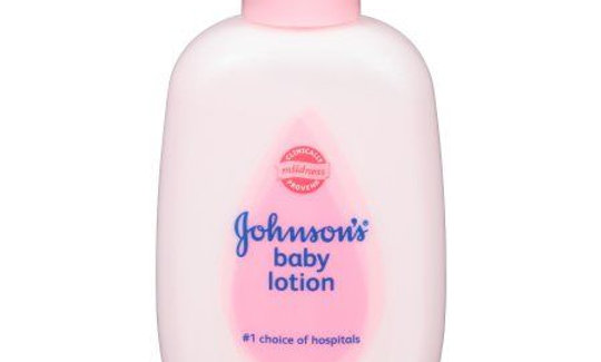 J+J Baby Lotion (Travel Size)