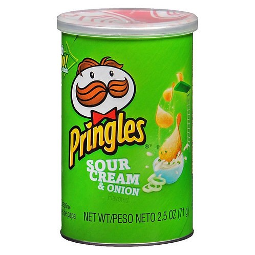 Pringles Chips - Sour Cream and Onion