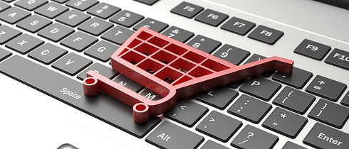e-commerce-symbol-on-a-computer-keyboard