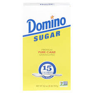 domino granulated sugar