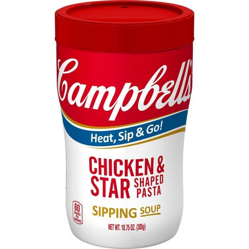 Campbell Soup- Chicken with Stars