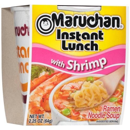 Cup o Noodles Shrimp