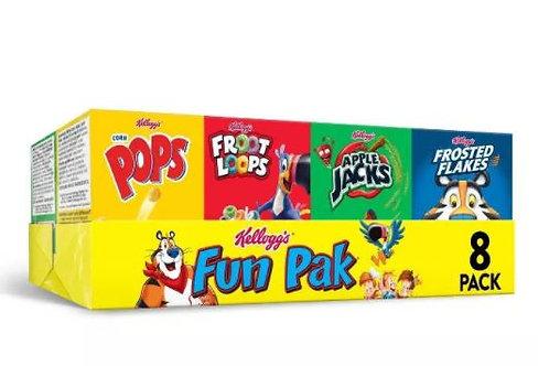 Kellog Fun-Pack