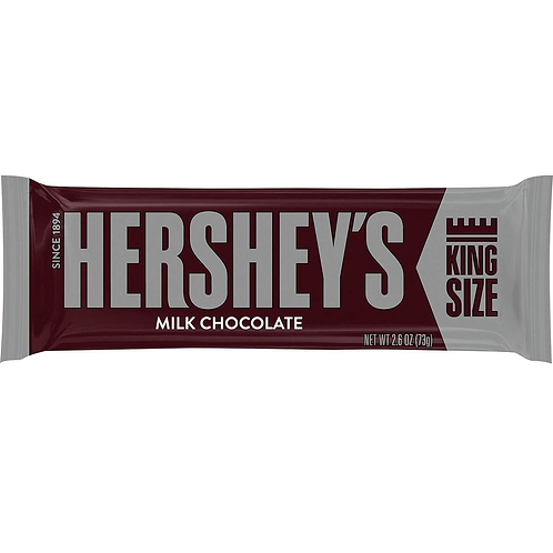 Hershey Bar King Size