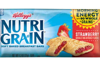 Nutri-Grain Bar Strawberry