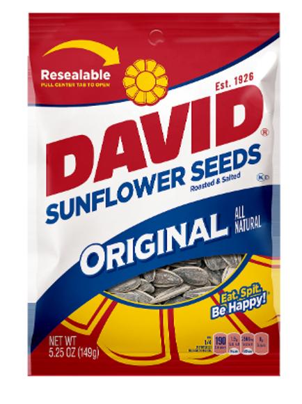 D&S Sunflower Seeds Original