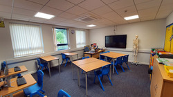 Laurel Bank Large Classroom