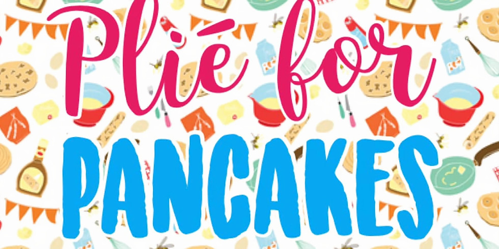 Plie for Pancakes - A MAD Competition Fundraiser