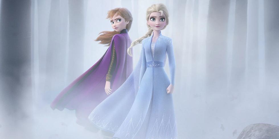 Frozen 2 Dance Camp