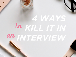 The Road to Landing Your Dream Job and How to Interview Successfully For It