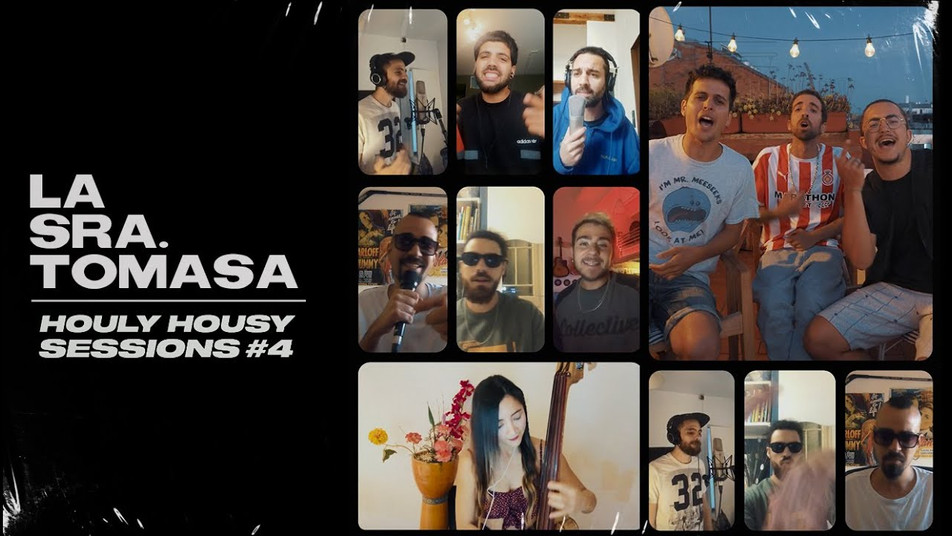La Sra Tomasa, STAY HOMAS, Rodrigo starz - Arrimate (houly housy sessions #4)