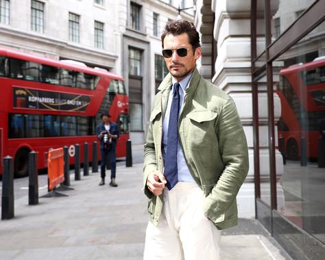 Tags:- LFWM - DAVID GANDY - SS19 - FASHION - CATWALK - 180 THE STRAND - LONDON FASHION WEEK MEN - MALE MODEL - SPRING SUMMER 2019 - STREET - STREET STYLE PHOTOGRAPHY - PAPPED - CELEBRITY