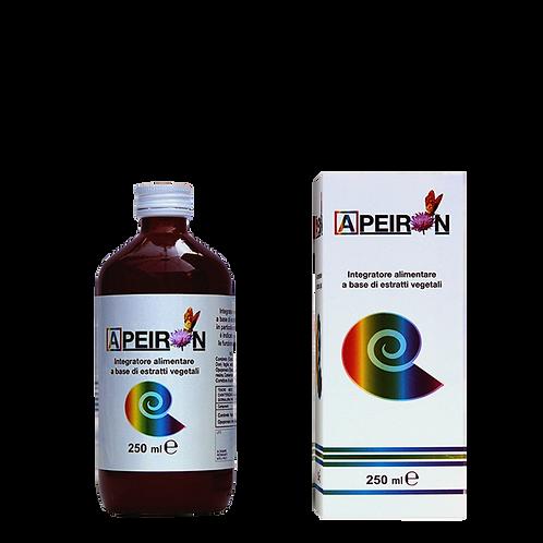 Apeiron integratore alimentare di Etnopharma a base di combreto fegato, epatoprotettore, drenante epatico, epatite