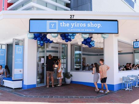 The Yiros Shop @ Burleigh