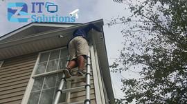 CCTV Installation - residential