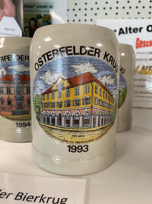 Osterfelder Bierkrug Edition 1993