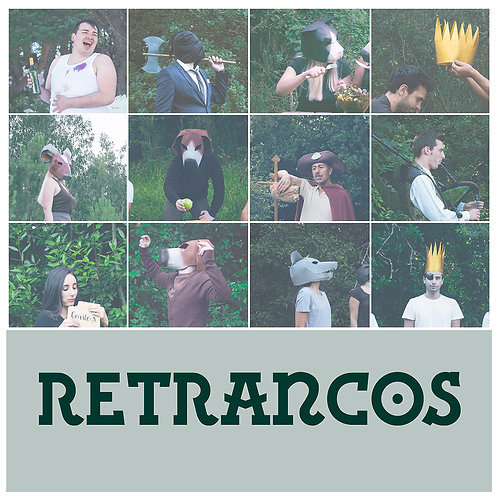 Fotolibro Retrancos